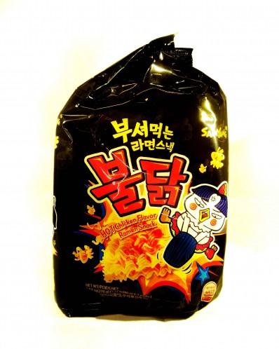 SAMYANG Hot Chicken Flavour Ramen 270g (90gx3)