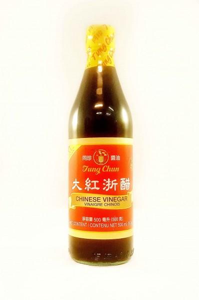 TUNGCHUN Sweetened Black Rice Vinegar 500ml