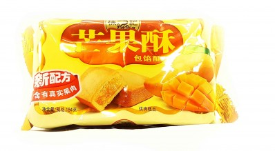 HSU Mango Flavour Cookie 184g