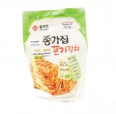 CHONGGA Poggi Kimchi (Whole Cabbage Kimchi) 500g