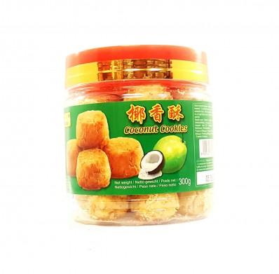 GOLD LABEL Coconut Cookies 300g