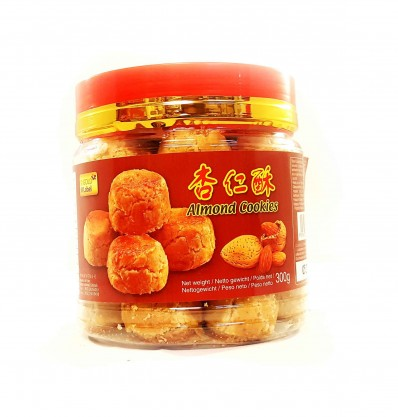 GOLD LABEL Almond Cookies 300g
