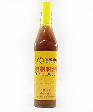WANGZHIHE Te Zhi Liao Jiu Cooking Wine 500ml
