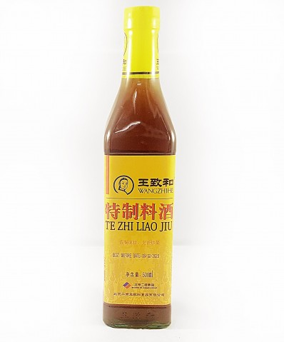 WANGZHIHE Te Zhi Liao Jiu Cooking Wine 500ml