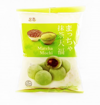 ROYAL FAMILY Matcha Motchi 120g