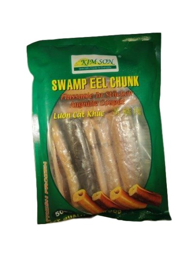 KIM SON Swamp Eel Chunk 500g