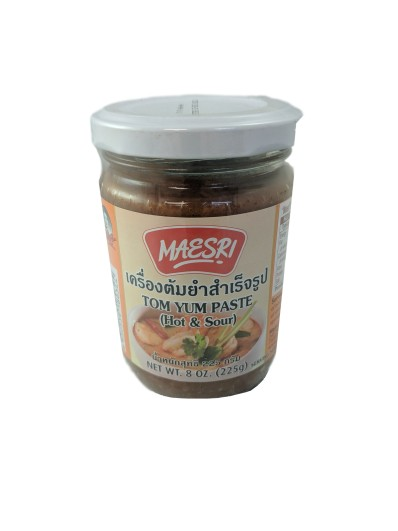 MAESRI Tom Yum Paste 225g