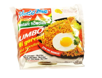 INDOMIE Jumbo Mi Goreng Fried Noodles 129g