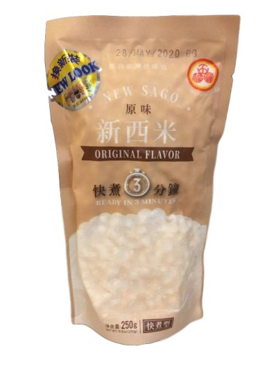 WUFUYUAN New Sago - Original Flavour 250g