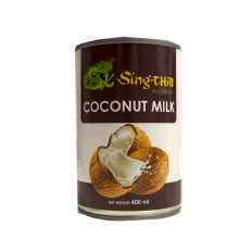 Sing Thai Coconut Milk 400ml