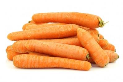 Fresh carrots 1kg