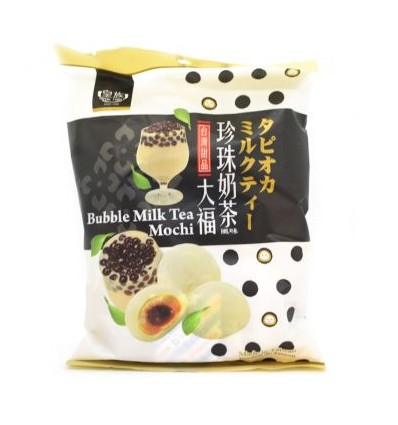 ROYAL FAMILY Bubble tea mochi 120g