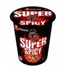 Nongshim Super Shin Red Spicy 68g
