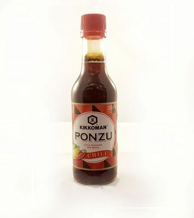KIKKOMAN Ponzu - Chili 250ml
