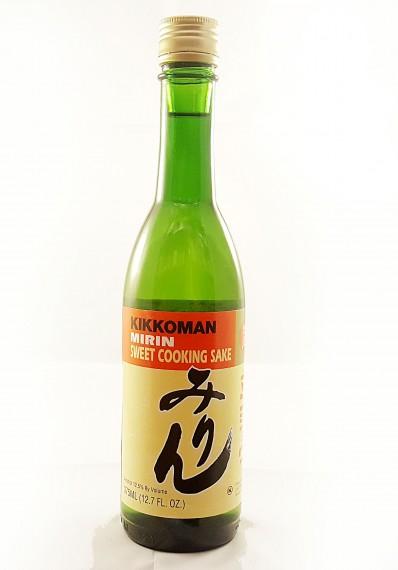 KIKKOMAN Mirin Sweet Cooking Sake 375ml