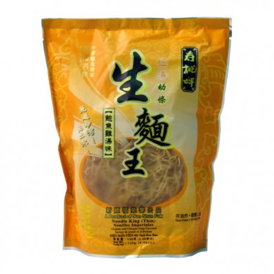 Sautao Noodle King - Thin - Abalone & Chicken 130g