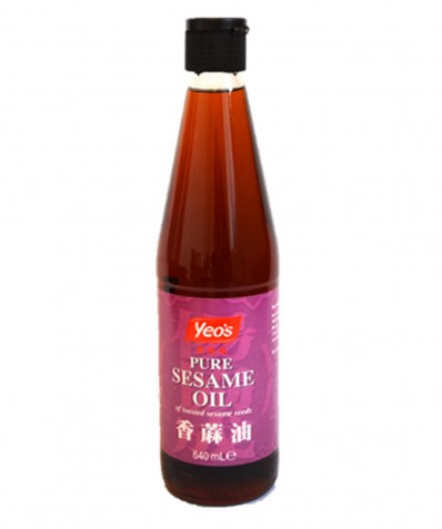 Yeos Pure Sesame Oil 150ml