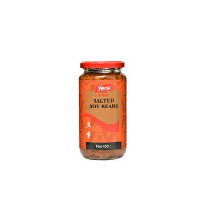 Yeos Salted Soy Beans 450g