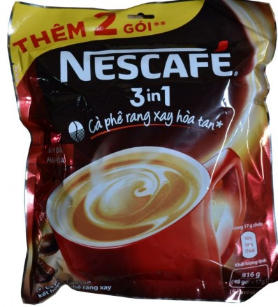VN Nescafe 3 in 1 Red 876g