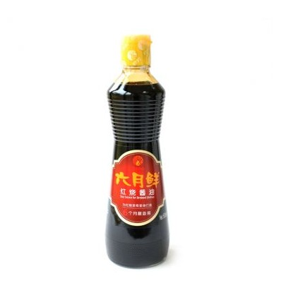 Shinho Soy Sauce For Braised Dishes 500ml