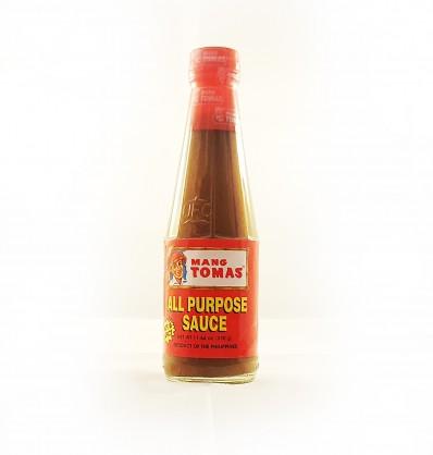 MANG TOMAS All Purpose Sauce - Hot & Spicy 330g