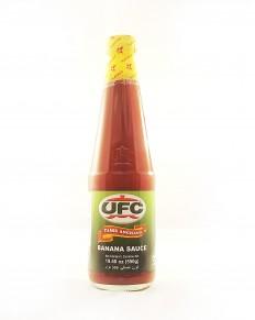 UFC Banana Sauce 550g