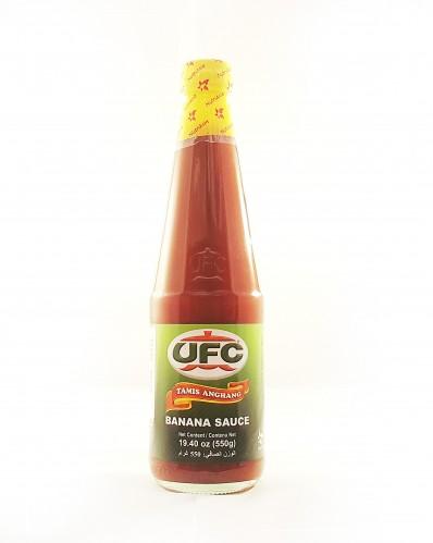 UFC Banana Sauce