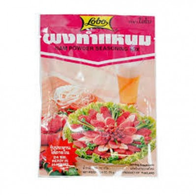 LOBO Oriental Hot And Spicy Meat Seasoning Mix 50g