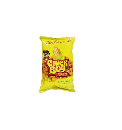 Chick Boy Texas Smoked BBQ Flavour100g