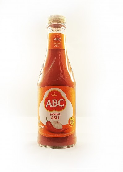 ABC Sambal Asli - Original Chilli Sauce 335ml