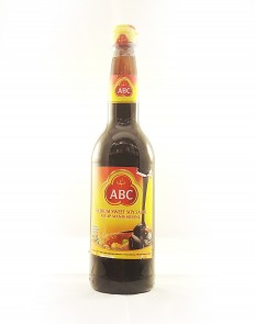 ABC Kecap Manis Sedang - Medium Sweet Soy Sauce 620ml