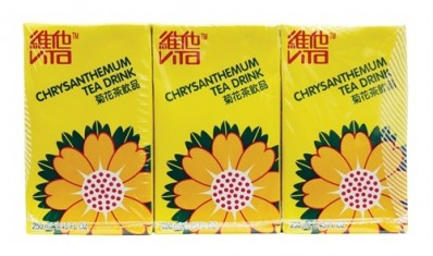 Vitasoy Chrysanthemum Tea Drink 6x250ml