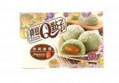 TAIWAN DESSERT Japanese Mochi - Coconut Pandan 210g