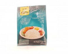 ASIAN HOME GOURMET Spice Mix for Singapore Coconut Rice Nasi Lemak 50g