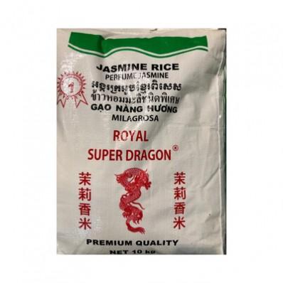 Royal Super Dragon Jasmine Rice 10Kg