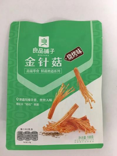 BESTORE Enoki Mushroom(BBQ flavour) 188g