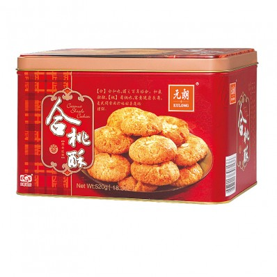 Eulong Coconut Shreds Cookies 520g
