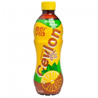 Vita Ceylon Lemon Tea Drink 500mL