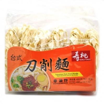 Sautao Taiwanese Style Sliced Noodle 400g