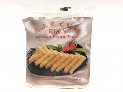 Kim's Sesame Prawn Toast 200g
