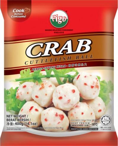 Figo Crab Cuttlefish Ball 400g
