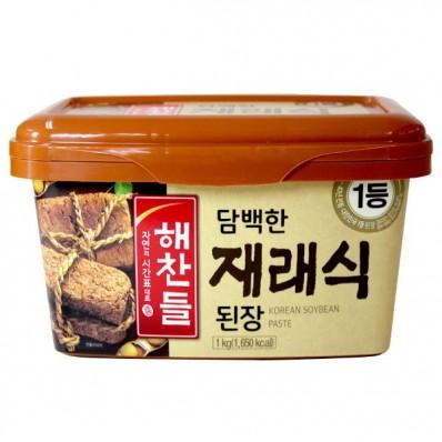 CJ Haechandle Korean Soybean Paste 1kg