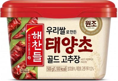 CJ Haechandle Hot Pepper Paste 500g