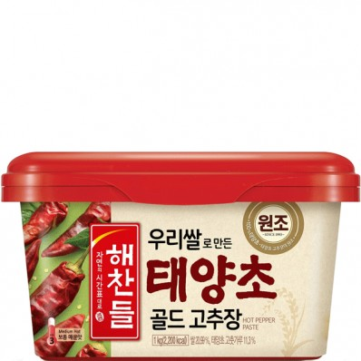 CJ Haechandle Hot Pepper Paste 1kg