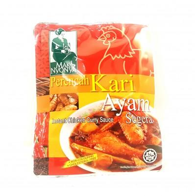 Mak Nyonya Perencah Kari Ayam Segera Instant Chicken Curry Sauce 200g Sing Kee