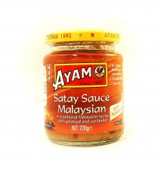 AYAM 馬來西亞沙爹醬 220g