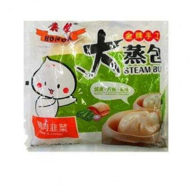 Honor Steam Bun (Pork and Chives)600g