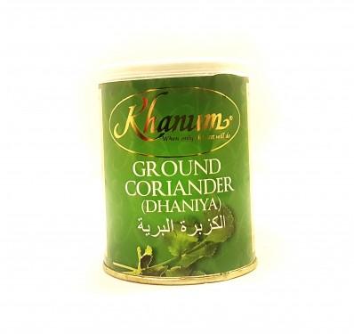 KHANUM Ground Coriander (Dhaniya) 100g