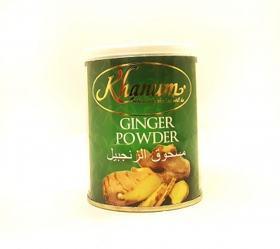KHANUM Ginger Powder 100g