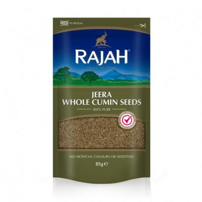 Rajah Jeera Whole Cumin Seeds 85g